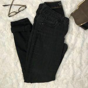 Black RockStar Skinny Jeans